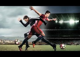 Nike Football Presents: The Switch ft. Cristiano Ronaldo, Harry Kane, Anthony Martial & More